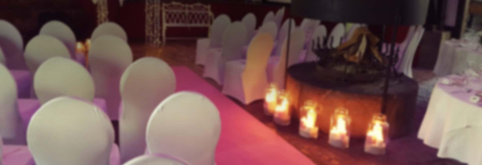 Hochzeits-Arrangements